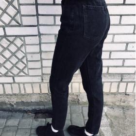 Джинсы - Женские ( Чёрные)