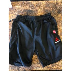 Мужские шорты - В стиле Reebok (Чёрные)